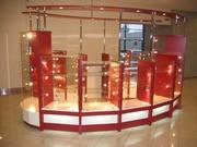 Прилавки и витрины, столы торговые от производителя